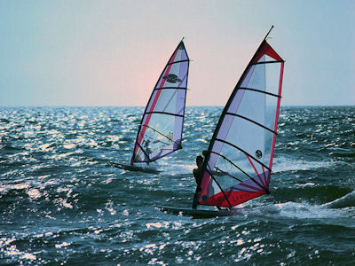 SunForm Windsurfer